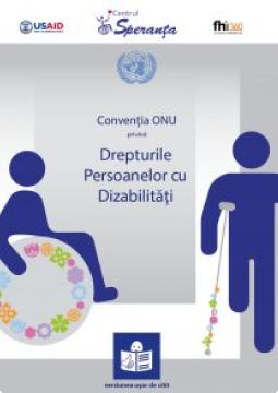 Convenția ONU privind drepturile persoanelor cu dizabilități