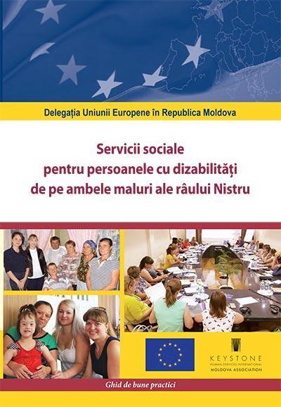 Servicii sociale pentru persoanele cu dizabilități de pe ambele maluri ale r. Nistru